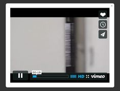 Lightbox Video is a super tiny jQuery plugin to display Youtube or Vimeo videos in a nice-looking lightbox interface.