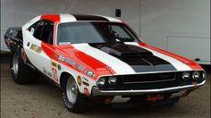 Vintage Drag Racing - DICK LANDY