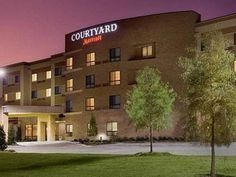 Lufkin (TX) Courtyard by Marriott Lufkin United States, North America Located in Lufkin, Courtyard by Marriott Lufkin is a perfect starting point from which to explore Lufkin (TX). Both business travelers and tourists can enjoy the hotel's facilities and services. Free Wi-Fi in all rooms, 24-hour front desk, facilities for disabled guests, restaurant, dry cleaning are there for guest's enjoyment. Guestrooms are fitted with all the amenities you need for a good night's sleep. I...