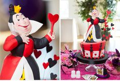 CeciStyle v149: Our Muse - Alice in Wonderland-Themed Birthday Party - Be inspired by this Alice in Wonderland-themed birthday party