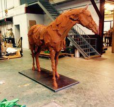 Steel Sculpture, Bronze Sculpture, Lion Sculpture, Contemporary Sculpture, Sculpting, Art Gallery, Statue, Artwork, Inspiration