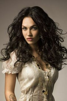 actresses with curly hair - Google Search