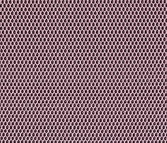 Tissu alvéolé en relief à effet métallisé (Création Baumann)
