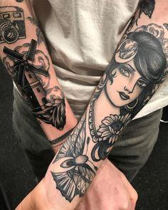 Tattoos for guys, boy tattoos, black tattoos, back of leg tattoos, bo Tattoos 3d, Badass Tattoos, Trendy Tattoos, Black Tattoos, Girl Tattoos, Tattoos For Guys, Sleeve Tattoos, Tatoos, Octopus Tattoos