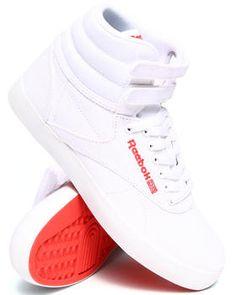 Freestyle Hi Intl FVS Textile Sneakers by Reebok