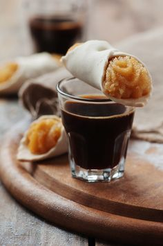 Traditional italian cookie with coffee by Oxana Denezhkina on 500px