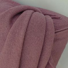 15.50 UK Pound Ditto Chalky Pink Knitted Washed Wool Mix