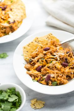 Instant Pot Southwestern Chicken and Rice