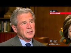 Why do some people freak out if you doubt Bush's version of the 9/11 attacks?