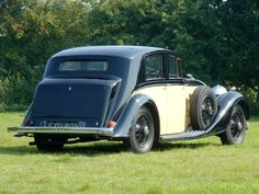 1939 Touring Saloon by Hooper (chassis B149MX)