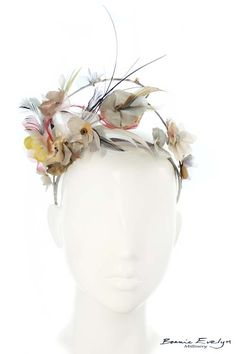 Bonnie Evelyn Millinery » Hats & Headwear