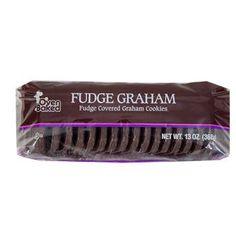 Oven Baked Fudge Grahams Cookies, 13-oz. Pack