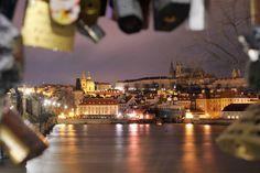 Prague Castle during the Prague Dawn Photo Walking Tour