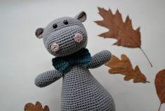 Oda the Hippo Dinosaur Stuffed Animal, Teddy Bear, Toys, Animals, Activity Toys, Animales, Animaux, Clearance Toys, Teddy Bears