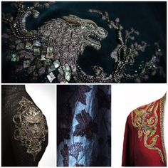 Game Of Thrones Costumes, Cosplay Makeup, Looking For Someone, Alien Logo, Needle And Thread, Machine Embroidery, Embroidery Designs, Appreciation, Side Saddle