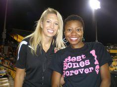 Best Bones Forever Campaign. #gamenight #AtlantaBeat #womenssoccer #AmandaHammons #promotion #publicrelations