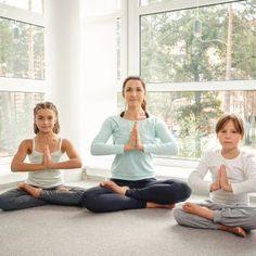Meditar en familia. Trucos y consejos.