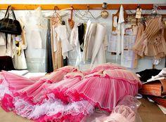 Fitting The Nutcracker Costumes of New York City Ballet, New York, 2006