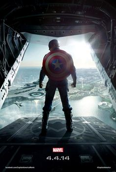 'Captain America: The Winter Soldier': See the first official poster   EW.com