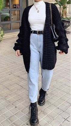 theredsme hipster outfits ideas 150 11 150 hipster outfits ideas 11 You can find Casual outfits and more on our website Hipster Outfits, Cute Casual Outfits, Edgy Outfits, Winter Fashion Outfits, Fall Winter Outfits, Look Fashion, Womens Fashion, Winter Clothes, Fur Fashion
