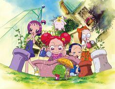 recensione anime - MA CHE MAGIE DOREMI' (Ojamajo Doremi' Sharp ...