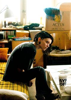 Lisbeth Salander, The Girl With The Dragon Tattoo