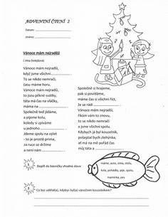 černobílý pracovní list – pro jednotlivé dny adventu Word Search, Advent, Bullet Journal, Words, Google, Horse