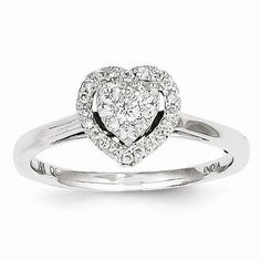 Want to shower her with sparkling love? With this 14k White Gold Diamond Ring - $575.00 from IceCarats.com you will surely make your woman smile. Get this for 10% less with code INSTALOVE!  #icecarats #jewelry #fashion #accessories #jewelryjunky #latestfashion #trending #fashiontrends #affordablefashion #lookbook #fashionbloggers #bloggerstyle #bestseller #instaglam #instastyle #wiw #jewelrylover #ootd #streetstyle #jewelrylover #jewelrytrends #dailyinspo #model #romantic #fashionkilla…