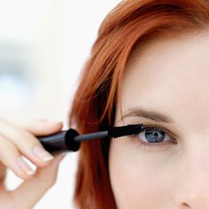 I will be going red when my hair grows out so.......Makeup TIps & Tricks for Redheads - via Marie Claire