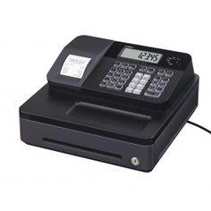 Caja Registradora Casio SE-G1 SB color Negro - cajasregistradoras.com