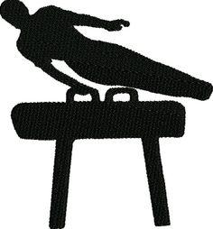Men's balance beam Gymnastics embroidery file by on Etsy Embroidery Files, Embroidery Patterns, Machine Embroidery, Sewing Patterns, Gymnastics Suits, Male Gymnast, Stitch Fit, Balance Beam, Monogram Fonts