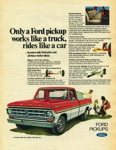 1971 FORD F100 Information Specifications Resources Pictures