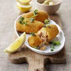 Noordzee Garnaalkroketten, heerlijk als onderdeel van een #tapas gerecht of als snack!