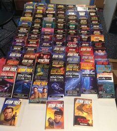 Love Star Trek novels