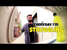 Everyday I am struggling- a funny video which captures our everyday battles