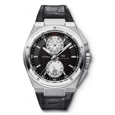 IWC | IW378401 | Big Ingenieur Chronograph. Watch with speedometer. Shop online at www.mribink.nl