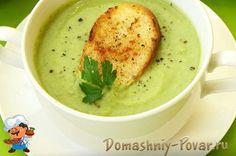 Крем суп из брокколи со сливками ВИТАМИННЫЙ РАЙ ДЛЯ ОРГАНИЗМА – ПОЛЕЗНО, ВКУСНО И МИНИМУМ КАЛОРИЙ