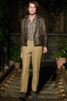 Spring 2014 Menswear - Billy Reid