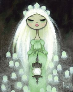 Lily of the Valley by kristahuot, via Flickr