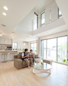 Best Interior Home Design Trends For 2020 - Interior Design Ideas Glass House Design, Modern House Design, Decor Interior Design, Interior Decorating, Japanese Modern House, Modern Conservatory, Simple House, Living Room Decor, Sweet Home