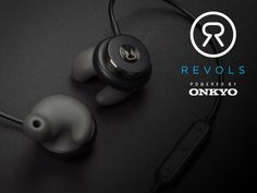 #Bluetooth #earphones with tips that mold to the unique shape of your ears in 60 seconds. Unparalleled fit, comfort, sound and features.