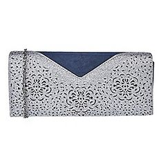 8cc05c1a63b8a3 blue - Clutch bags - Handbags - Women