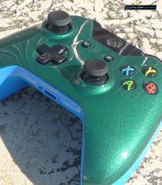 Is Alpine your color? #custom #XboxOne #Controller