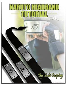 This is my English tutorial for how to make Naruto headbands, like the ones I sell here on this store. With this you will be able to create your own Naruto headbands and learn useful techniques that can be used on any projects.    After your purchase, you will receive an email with a link to down...
