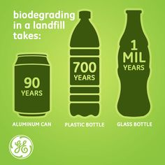 What are ways you help materials skip the landfill altogether?