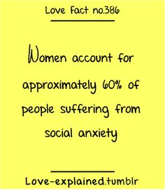 Love facts (society,stress,anxiety,pain,text,yellow,white,alone,lonely,did you know)