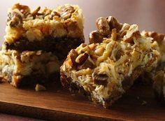 Gluten Free Chocolate Chip Cookie Layer Bars