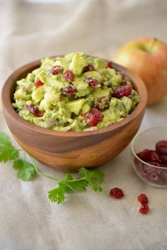 Fruity Fall Guacamol