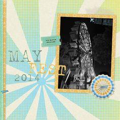 Family Album 2014: Mayfest by Tina Shaw