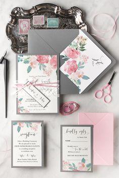 Wedding Ideas By Colour: Grey Wedding Theme | CHWV